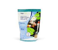 Premium Staple Fish Food Mixed Pellets - 2 Kg
