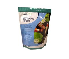 Premium Staple Fish Food Pellets - 1 Kg