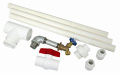Pondless Booster Fitting Kit