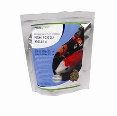 Premium Cold Water Fish Food Pellets - 500 g