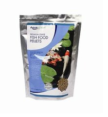 Premium Color Enhancing Fish Food Pellets - 5 Kg