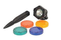 20-Watt Hex Head Light Replacement Colored Lens