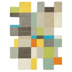 Brink & Campman Childerns Cube Abstract Rug