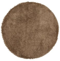KOKOON Cozy Rondo Rug Brown Small
