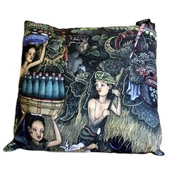 Ceremony Girls Bali Spirits Cushion