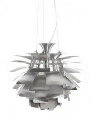 KOKOON Trek Silver Aluminium Ceiling Hanging Lamp