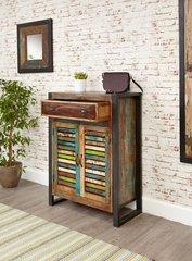 Baumhaus URBAN CHIC Shoe Storage Cupboard with Drawer