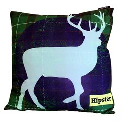 Stag Hipster Cushion