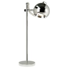 KOKOON Moon Table Lamp Chrome
