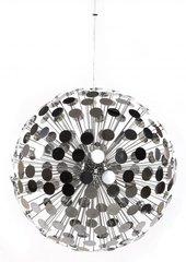 KOKOON Chrome Disco Ceiling Hanging Lamp