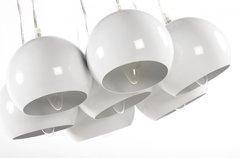 KOKOON Eklektik White Ceiling Hanging Lamp