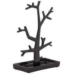 KOKOON Tree Metal Jewellery Holder Black