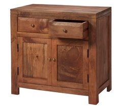 Indian Hub MANHATTAN Light Mango Small Sideboard
