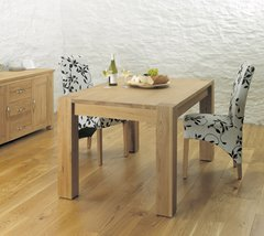 Baumhaus ASTON Oak Dining Table (4-6 Seater)