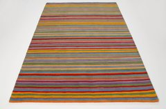 Skyline Rainbow Stripe Rug