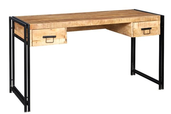 Indian Hub COSMO Industrial Style Desk