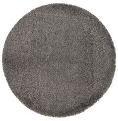 KOKOON Cozy Rondo Rug Grey Small