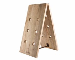 Wooden Wine Rack 52cm