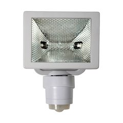 Timeguard Security Pro PIR Halogen Floodlight - White