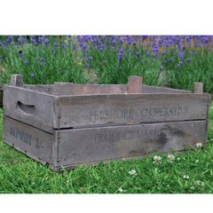 Wooden Damson Box