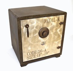 Wooden Cabinet Security Safe Style