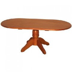 Solid Pine Clevedon Oval Coffee Table