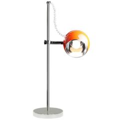 KOKOON Moon Table Lamp Orange