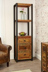 Baumhaus URBAN CHIC Alcove Bookcase with Drawers