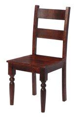 Indian Hub JAIPUR Dark Mango Chair Set of Two