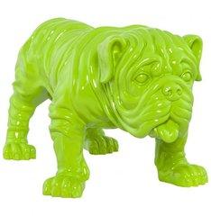 KOKOON Bulldog Statue Green