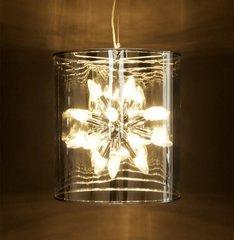 KOKOON Alpha Designer Clear Ceiling Hanging Lamp
