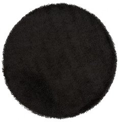 KOKOON Cozy Rondo Rug Black Small