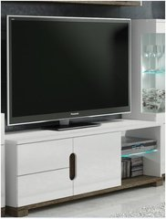 BLOSSOM TV Unit White Gloss