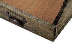 Wooden Paper Tray 25 cm x 34 cm x 10 cm