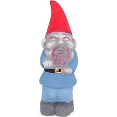 Novelty Gift Blue Zombie Garden Gnome Ornament