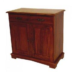 Bali Teak Sideboard with drawers 100% Solid Wood