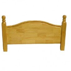Aldbury SOLID Pine Wooden Headboard Design Single 3'