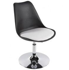 KOKOON Victoria Designer Chair Black / White