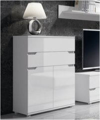 ROSE Compact Sideboard White Gloss