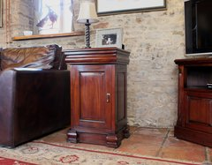 Baumhaus LA ROQUE Lamp Table / Pot Cupboard