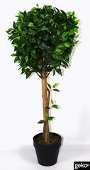 Extra Large Super Realistic Artificial Tree 105cm Ficus Ball Tree Indoor Outdoor