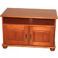 Solid Pine Clevendon TV Cabinet with DVD Space