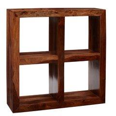 CUBE 4 Hole Display Unit Cabinet
