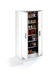 BREEZE White Shoe Cupboard