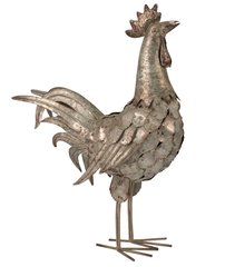 Metal Cockerel 59cm