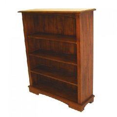 Bali Teak Bookcase Vintage 100% Solid Wood