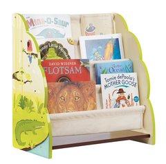 Jungle Bookcase Shelves Book Display