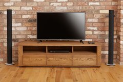 Baumhaus OLTEN Widescreen TV Cabinet with Three Drawers