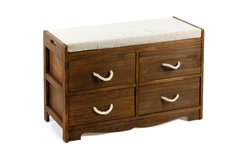 Revesby 4 Drawer Storage Bench