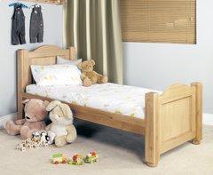 Baumhaus AMELIE Oak Childrens (Standard Sized 3') Single Bed